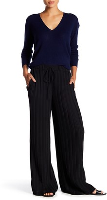 Theory Tralpin Pleated Trouser