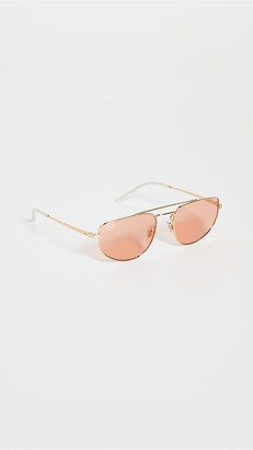 Ray-Ban Youngster Angled Aviators