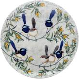 Maxwell & Williams Cashmere Birds of Australia Superb Fairy-wrens Treetop Plate, 20cm