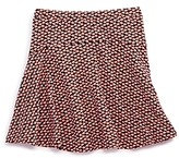 Aqua Girls' Printed Flippy Skirt, Big Kid - 100% Exclusive