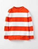 Boden Slubby Stripe T-shirt