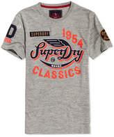 Superdry Men's Famous Flyers Logo-Print T-Shirt
