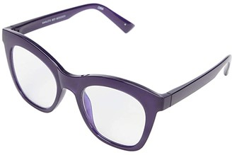 The Book Club Harlots Bed (Deep Purple) Reading Glasses Sunglasses