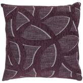 Dycus Throw Pillow Gracie Oaks Color: Plum
