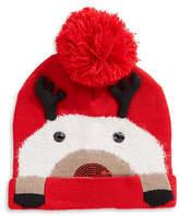 Collection 18 Reindeer Beanie
