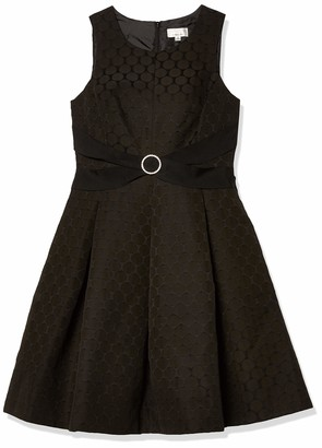 Robbie Bee Women's Sleeveless fit and Flare Dress