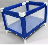 L.A. Baby L.A.BABY 89 L. A.baby large commercial grade playyard- Blue
