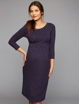 A Pea in the Pod Isabella Oliver Shift Dress Maternity Dress