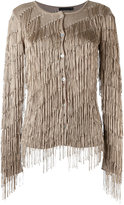 Cecilia Prado knit cardigan - women - Cotton/Acrylic/Viscose - P