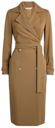 Max Mara Lucia Trench Coat Dress