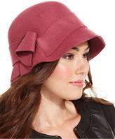 Nine West Hat, Cloche with Mod Bow