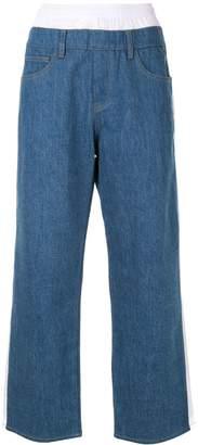 Koché side stripe trousers