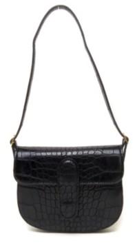 Like Dreams U-Croc Messenger Satchel Bag