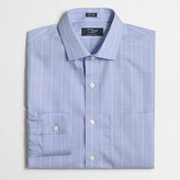 J.Crew Factory Wrinkle-free Voyager dress shirt in multicheck
