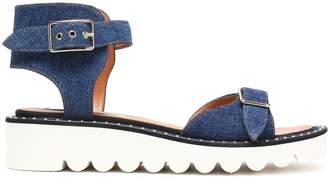 Stella McCartney Denim Sandals