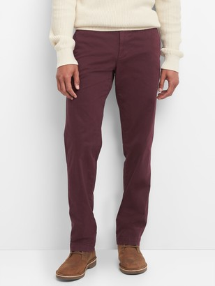 Gap Vintage Khakis in Straight Fit with GapFlex