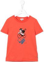 Paul Smith cycling monkey T-shirt