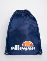 Ellesse Ellesse Drawstring Backpack - Blue