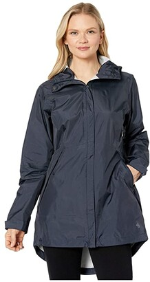 Mountain Hardwear Acadiatm Parka (Dark Zinc) Women's Coat