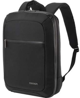 "Cocoon Slim Carrying Case (Backpack) for 15.6"" MacBook - Black - Water Resistant, Water Proof - Ballistic Nylon - Shoulder Strap"