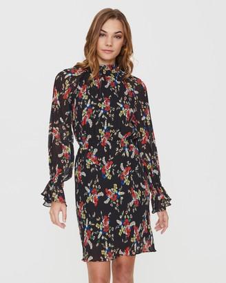 Cooper St Roxy Long Sleeve Mini Dress