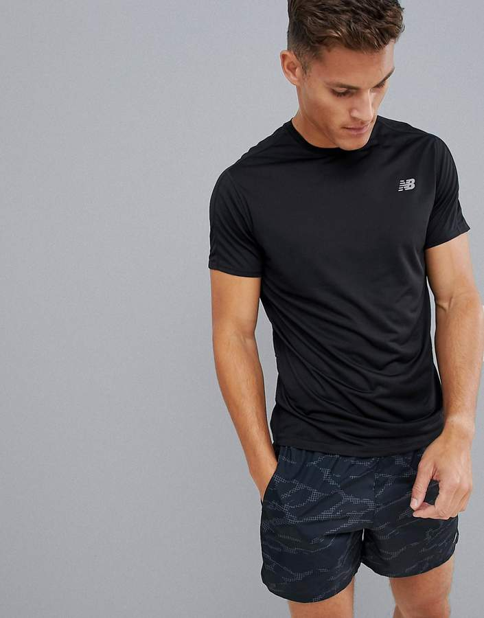 7404186502b New Balance Fitted Tops For Men - ShopStyle UK