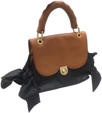 Zac Posen \N Black Leather Handbags