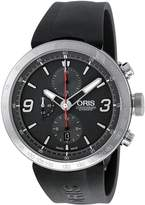 Oris Men's 01 674 7659 4163 07 4 25 06 TT1 Chrono Dial Watch