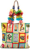 Jamin Puech Loteria shopping bag
