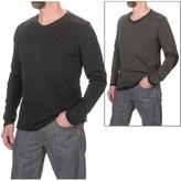 Jeremiah Webb Reversible Jacquard Shirt - V-Neck, Long Sleeve (For Men)