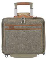 Hartmann Tweed Belting Rolling Business Bag