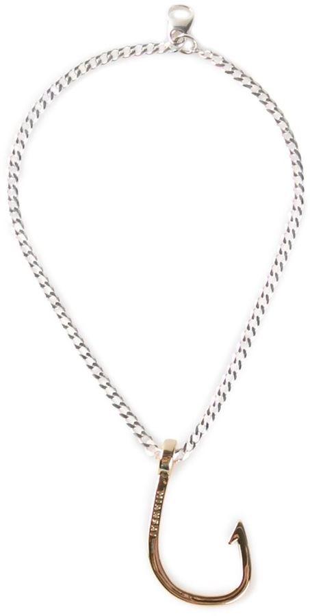 Miansai hook chain bracelet