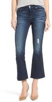Hudson Women's Mia Crop Flare Jeans