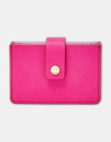 Fossil Mini Wallet Hot Pink Multi Card Case
