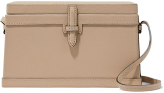 Hunting Season The Square Trunk Leather Shoulder Bag