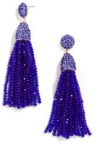 BaubleBar Women's 'Nynette' Tassel Drop Earrings