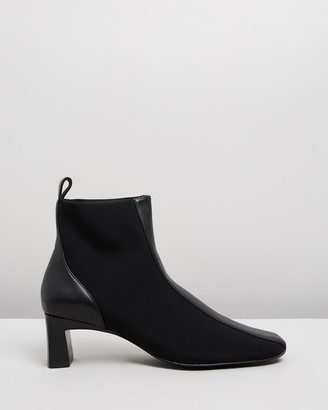Senso Women's Black Heeled Boots - Gwennie - Size One Size, 37 at The Iconic