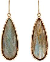Irene Neuwirth Women's Elongated Teardrop Earrings