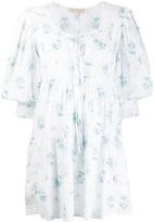 LoveShackFancy mini Bex floral dress