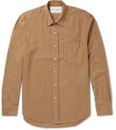 Our Legacy Nep Silk Shirt - Tan