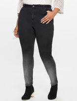 ELOQUII Plus Size Ombre Jeans