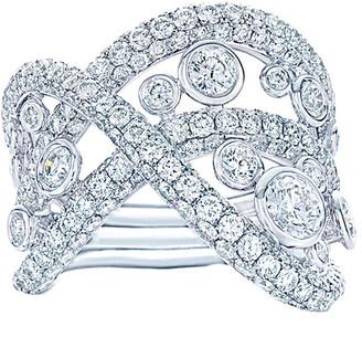 Kwiat Entwine 18K 2.60 Ct. Tw. Diamond Ring