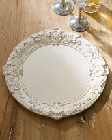Horchow Baroque Charger Plate