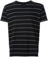 Saint Laurent classic striped T-shirt - men - Cotton - M