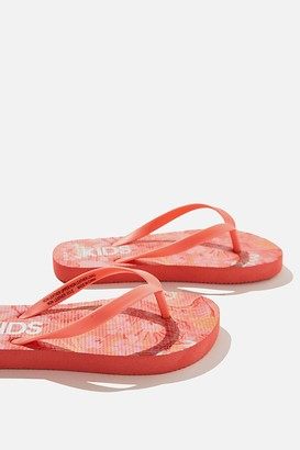 Cotton On Printed Flip Flops