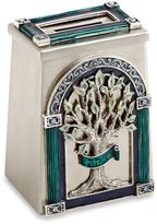Bed Bath & Beyond Quest Collection Tree of Life Tzedakah Charity Box