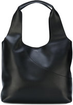 Hogan hobo tote - women - Leather - One Size