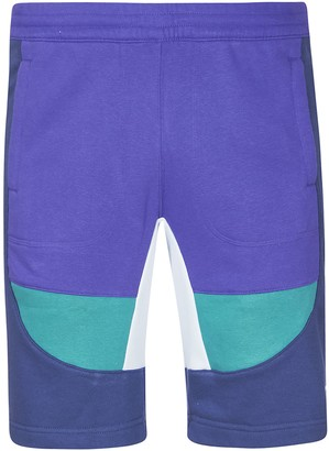 adidas Back Zipped Pocket Logo Detail Shorts