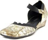 VANELi Grania Women US 9.5 Silver Flats