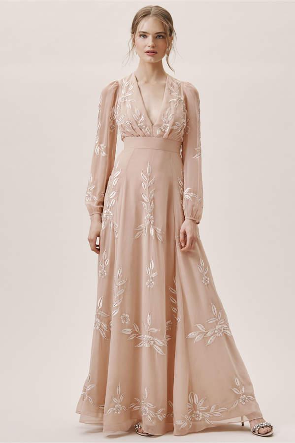 4cbd0791a79 Blush Bridesmaid Dresses - ShopStyle